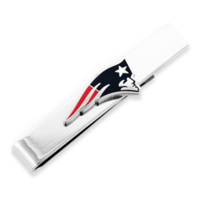 New England Patriots Tie Bar