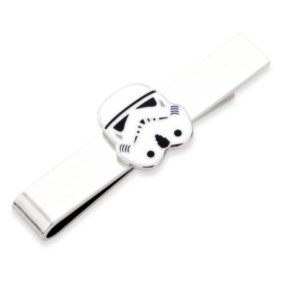 Star Wars Stormtrooper Head Tie Bar