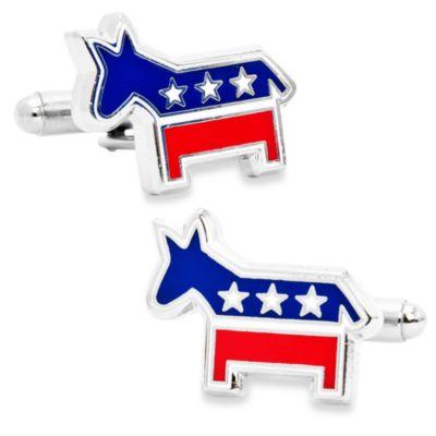 Democratic Donkey Cufflinks