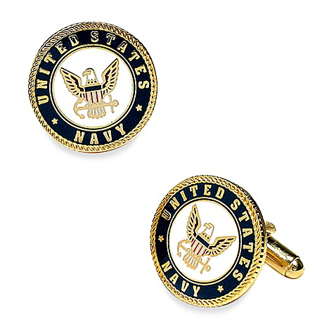 United States Navy Cufflinks