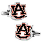 NCAA Auburn University Cufflinks