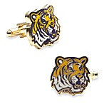 NCAA LSU Tigers Cufflinks