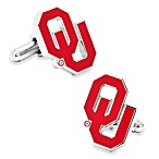 NCAA University of Oklahoma Sooners Cufflinks