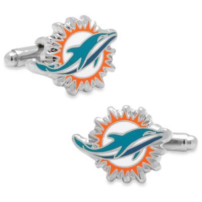 NFL Miami Dolphins Cufflinks