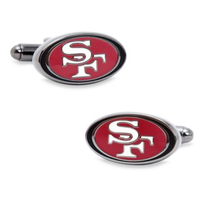 NFL San Francisco 49ers Cufflinks