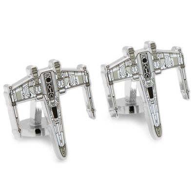 Star Wars X-Wing Starfighter Cufflinks