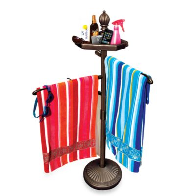 Pool N Patio Towel Valet