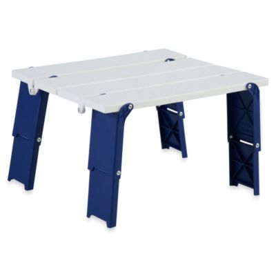 Compact Folding Beach Table