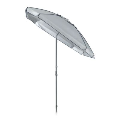 8-Foot Total Sun Block Beach Umbrella