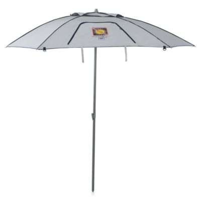 Total Sun Block Beach Umbrella