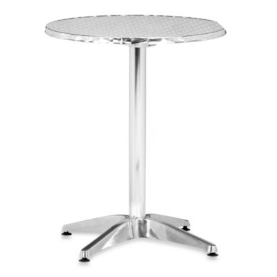 Zuo® Modern Christabel Aluminum Folding Table
