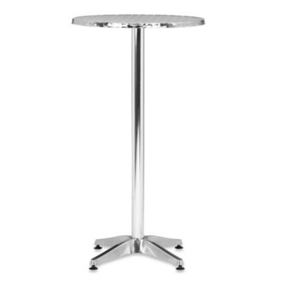 Zuo® Modern Christabel Aluminum Bar Table