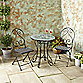 3-Piece Mosaic Bistro Set