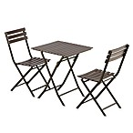 3-Piece Resin Bistro Set