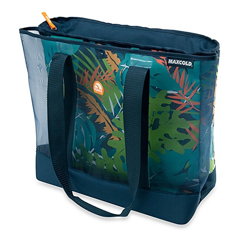 Igloo® MaxCold Dual Compartment Cooler Tote