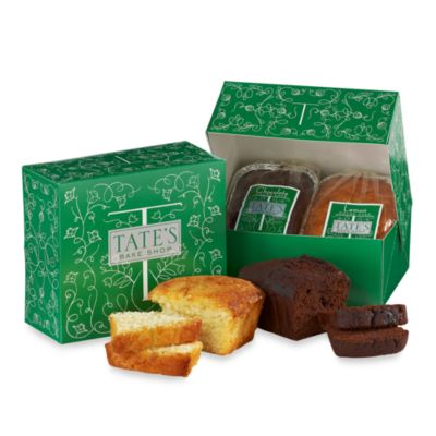 Tate's Bake Shop 2-Piece Tea Loaves Gift Pack