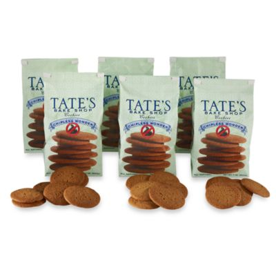 Tate's Bake Shop Chipless Wonder Cookies 6-Pack
