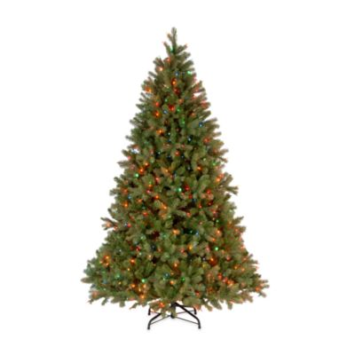 Pre Lit Christmas Trees no Assembly