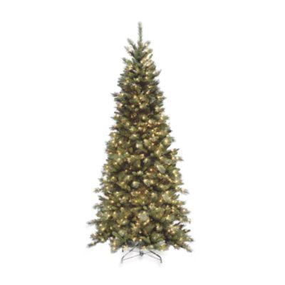 Slim Holiday Christmas Trees