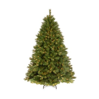 7 1/2-Foot Winchester Pine Tree Pre-Lit with 500 Clear Lights