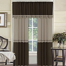 Tuscany 84-Inch Window Panel Pair