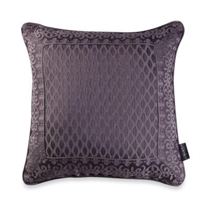 J. Queen 20-Inch Square Pillow