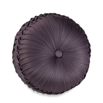 J. Queen New York™ Bohemia Tufted Round Throw Pillow