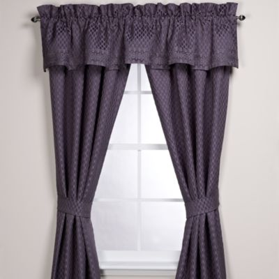J. Queen New York™ Bohemia Window Valance