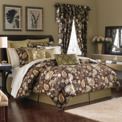 Croscill Amaysia Euro Pillow Sham