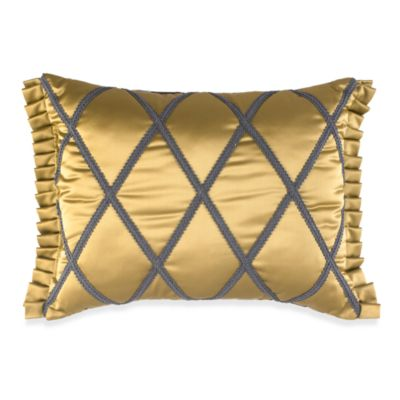 Croscill® Amaysia Boudoir Pillow