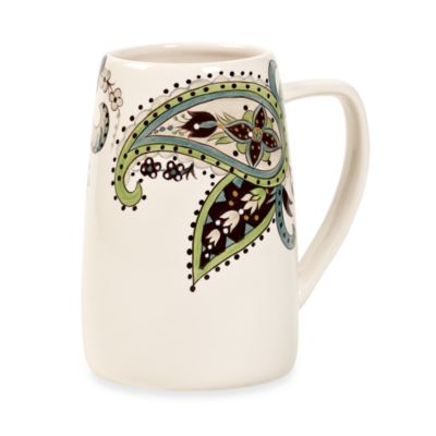 Tabletops Unlimited™ Misto Angela 24-Ounce Latte Mug