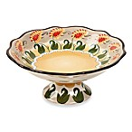Tabletops Unlimited™ Misto Odessa Large Scalloped Footed Compote