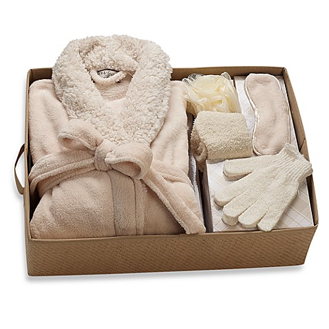 6-Piece Spa Set in Ivory