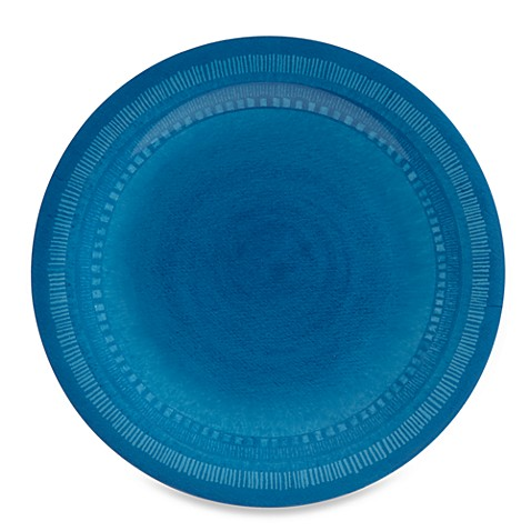 Reactive 10.5-Inch Dinner Plate in Blue