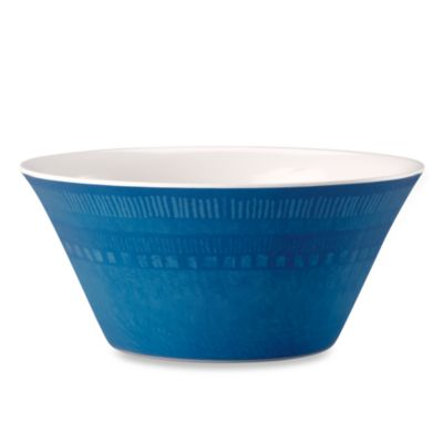 Reactive 3.1-Inch Small Bowl in Blue