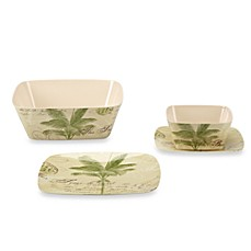 Tar Hong Iles Palm Dinnerware Collection