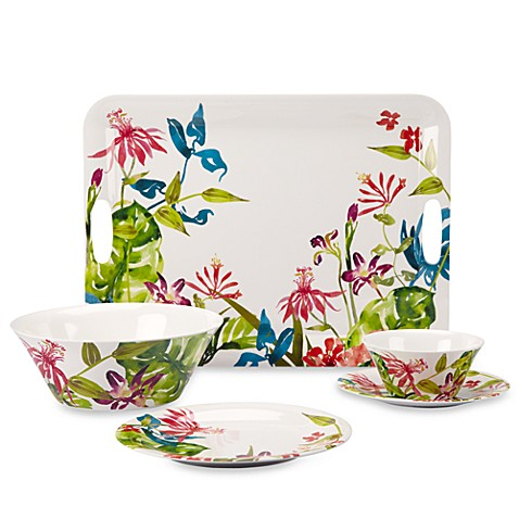 Amazon Garden Dinnerware Collection