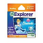 LeapFrog® Explorer Disney Cinderella Ultra eBook