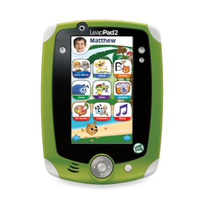 LeapFrog® LeapPad2 Explorer in Green