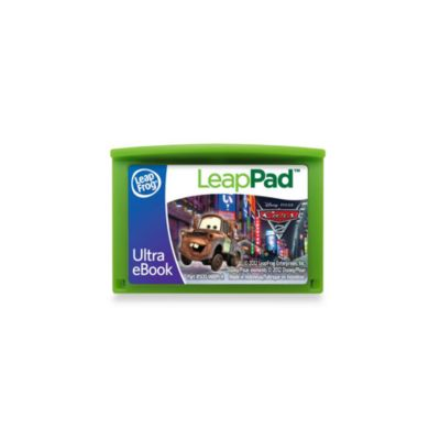 LeapFrog® LeapPad2 Power Learning Tablet > LeapFrog® Explorer Disney Pixar CARS 2 Ultra eBook