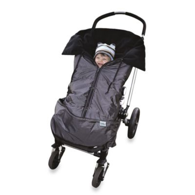 Tivoli Couture Miracle Wrap Footmuff & Bunting System in Grey