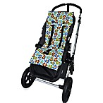 Tivoli Couture NuComfort Memory Foam Stroller Pad & Seat Liner in Silly Monkeys