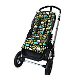 Tivoli Couture NuComfort Memory Foam Stroller Pad & Seat Liner in At the Zoo