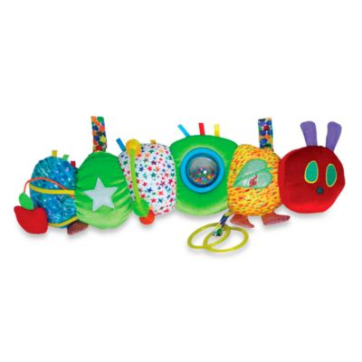 Kids Preferred The World of Eric Carle: Activity Caterpillar