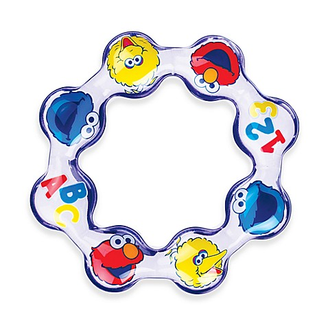 Munchkin® Sesame Street® Chilly Ring Teether