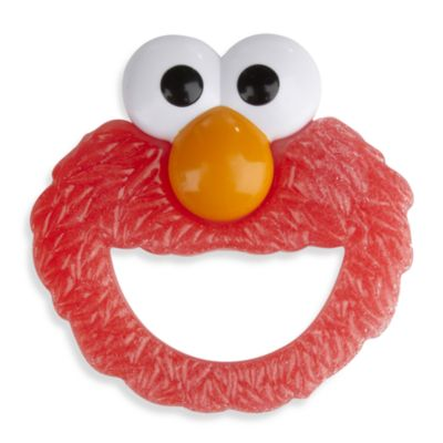 The Character Shop > Munchkin ® Sesame Street® Elmo Fun Face Teether
