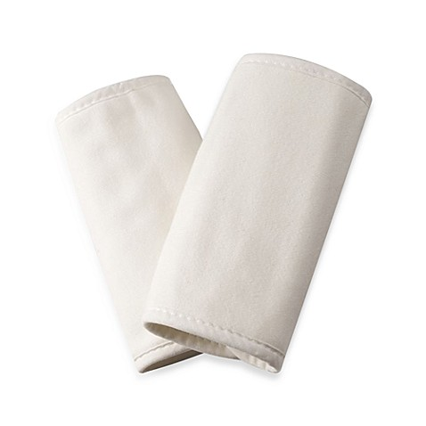 Ergobaby Teething Pad Pair in Cream