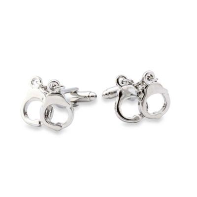Handcuff Cufflinks