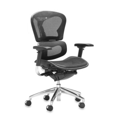 Zuo® Modern Harlow Office Chair in Black