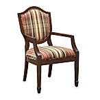 Crest Arm Chair in Landcaster Brick